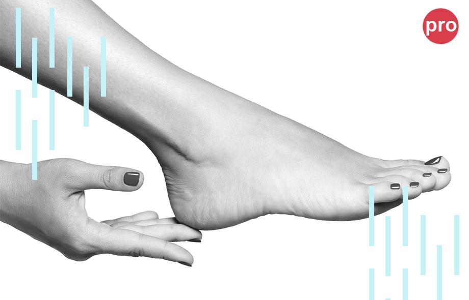 Онихолизис: отслоение ногтя