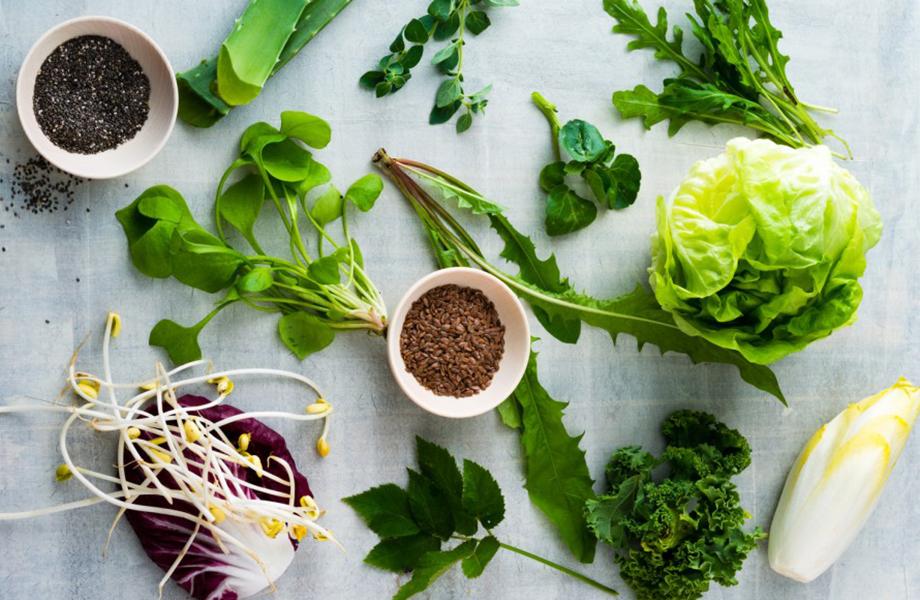 Полезные свойства листового салата и противопоказания