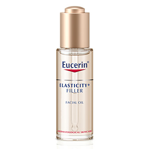 Продукт дня: anti-age масло для лица Elasticity + Filler Facial Oil от Eucerin