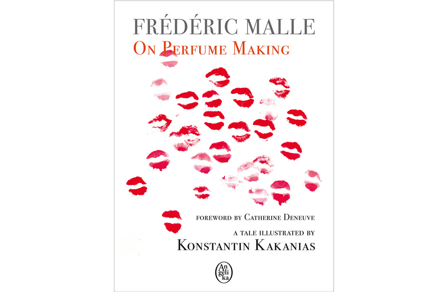 In perfume making, Frederic Malle