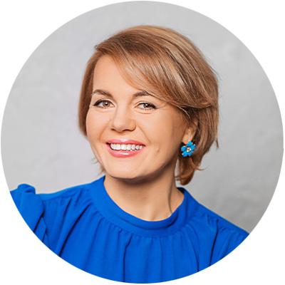 Акушер-гінеколог Наталія Лелюх