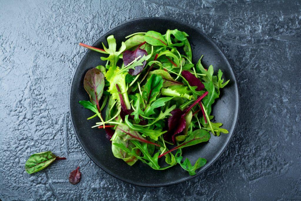 как полюбить блюда с зеленью