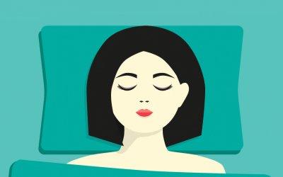 5 причин смывать косметику перед сном