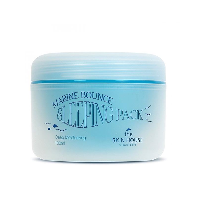 The Skin House Marine Bounce Sleeping Pack
