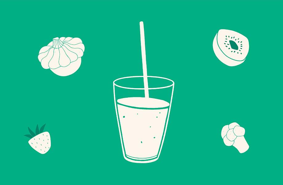 что лучше сок или смузи