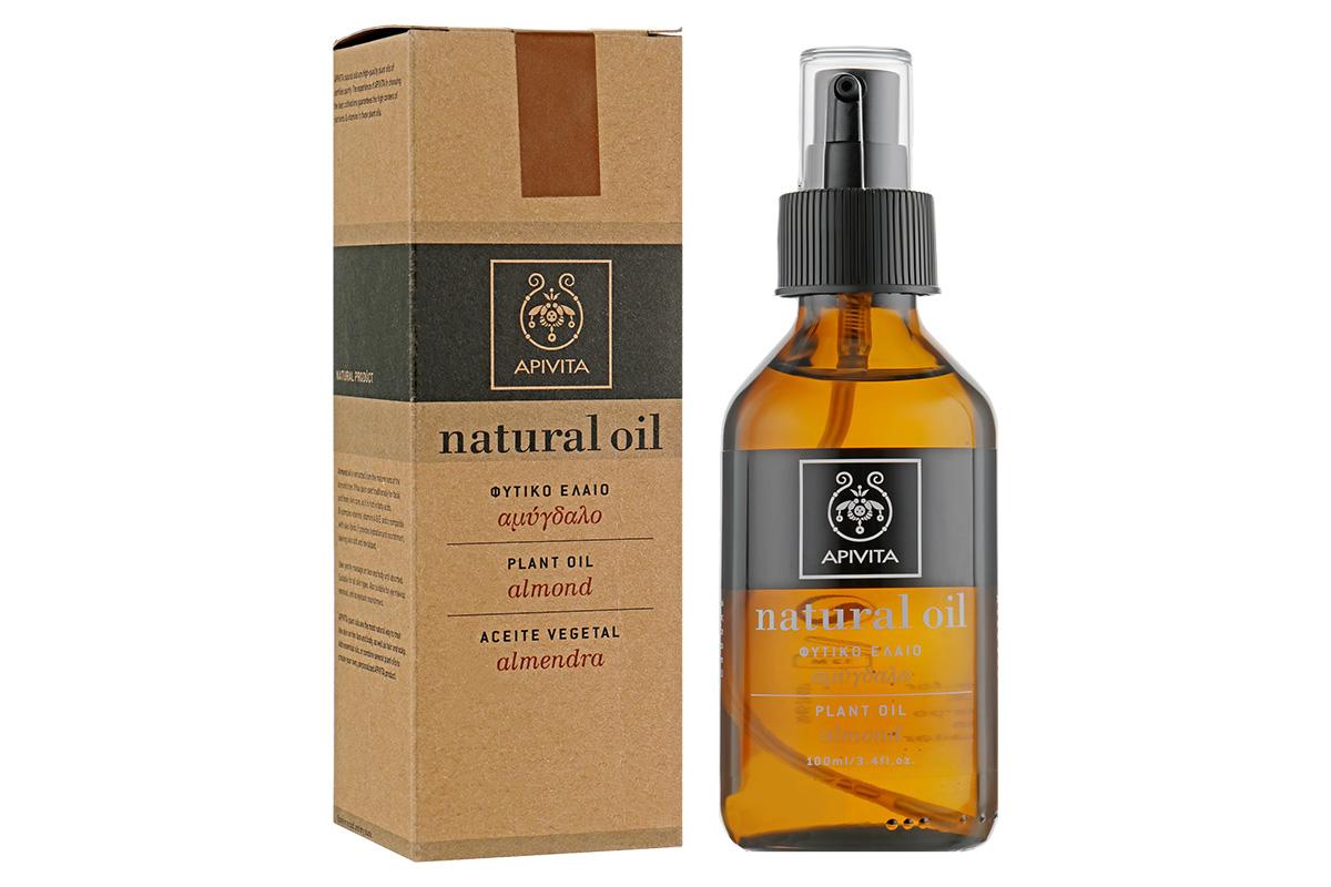 Масло для тела Apivita Aromatherapy Organic Almond Oil