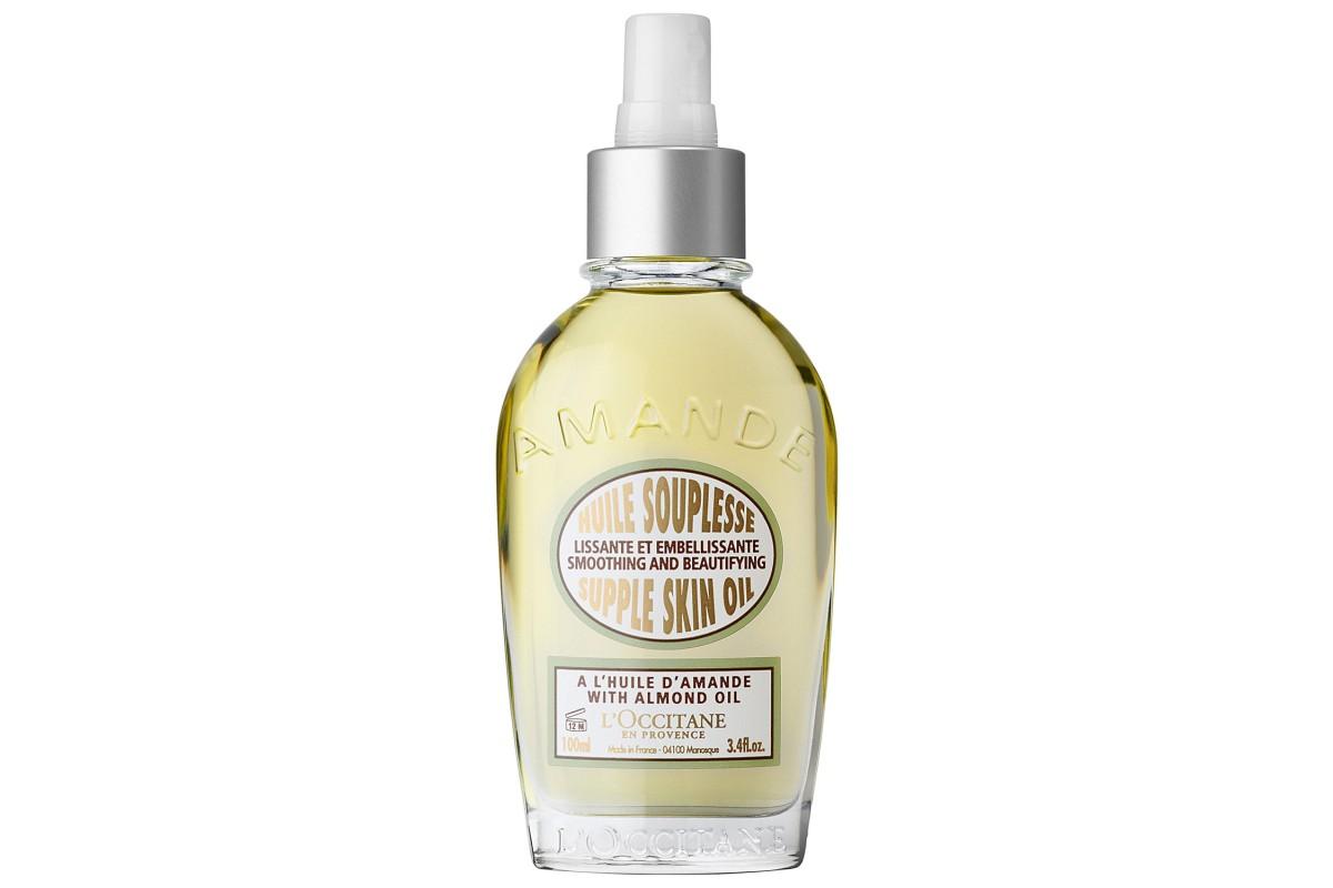 Смягчающее масло для тела L'Occitane Almond Supple Skin Oil