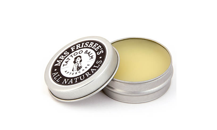 MRs Frisbee's Tattoo Aftercare Balm
