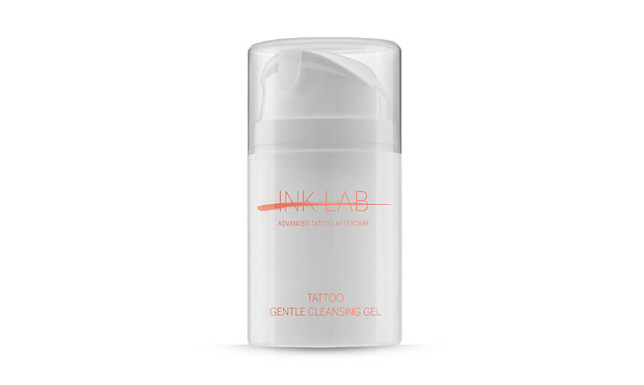 Inc Lab Tattoo Gentle Cleansing Gel