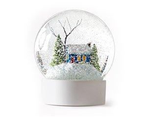 Красота в деталях: снежный шар