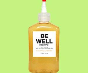 Продукт дня: гель для душа Be Well, Plant