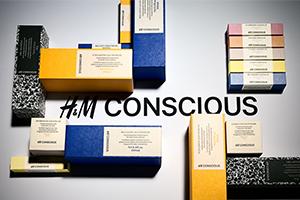 H&M запускает линию экокосметики