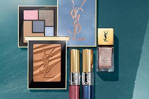 YSL выпустил летнюю коллекцию макияжа