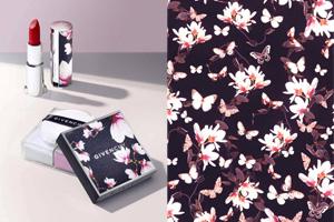 Givenchy представляет лимитированную коллекцию макияжа Magnolia