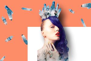 Небо в алмазах: как работает косметика с драгоценными камнями