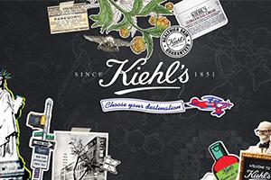 В Киеве открылся первый корнер марки Kiehl's