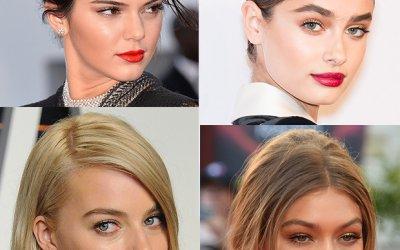 15 селебритиз доказывают, что яркая помада украсит любой образ