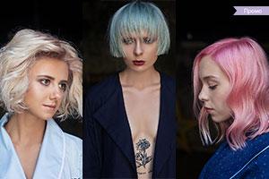 Команда cети салонов Maija представила новую коллекцию окрашивания волос