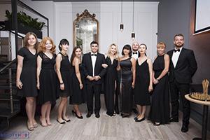 Beauty HUB 1 год: гости вечеринки Dolce Vita