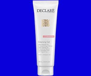 Продукт дня: мягкий очищающий гель для лица Declare