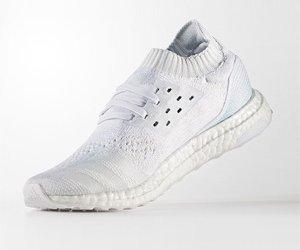 Красота в деталях: кроссовки из переработанного океанического мусора Adidas