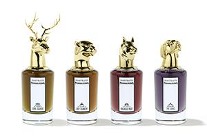 Интриги парфюмерных портретов Penhaligon's