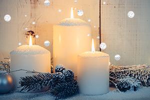 Светлый праздник: самый подробный гид по новогодним свечам