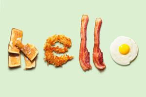 Завтрак съешь сам: как строить план питания