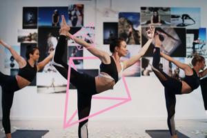 Новинка: умные штаны для йоги