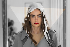 Maison Margiela: самый эксцентричный макияж высокой моды