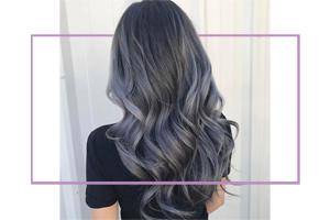 Как краситься этим летом: угольный цвет волос