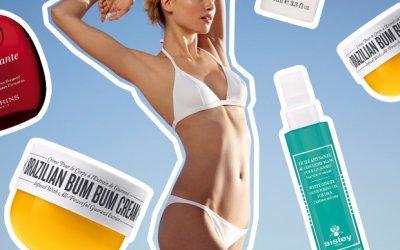 Back to лето: косметика по уходу за телом