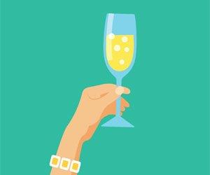 Совет дня: пейте шампанское, улучшайте память
