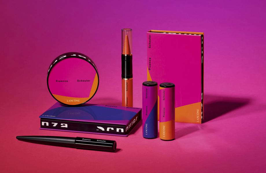 Proenza Schouler и Lancôme makeup collection