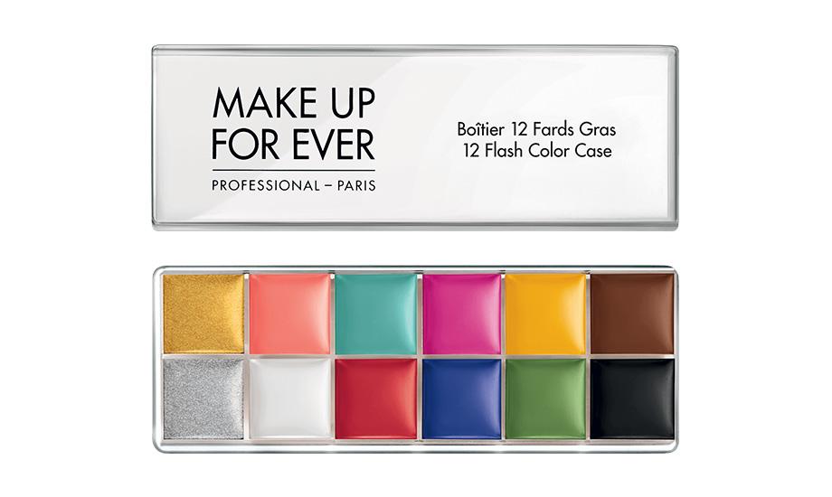 Makeup Forever Flash Color Palette