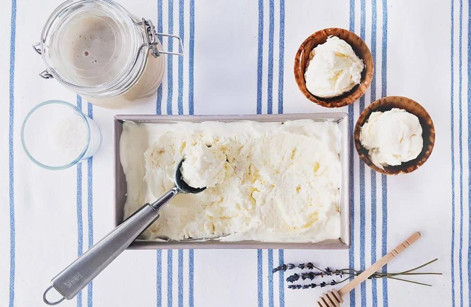 домашнее мороженое рецепт
