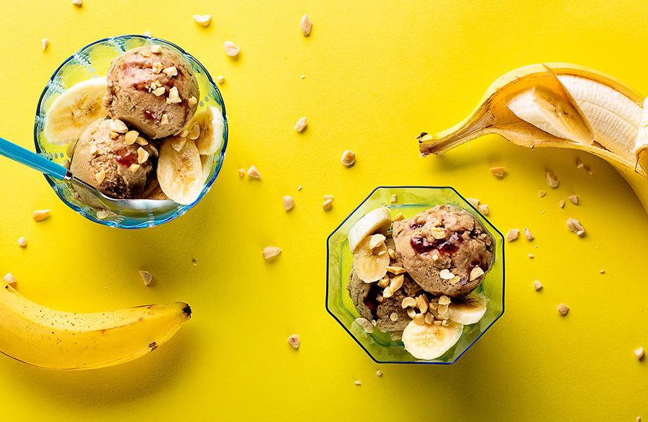 мороженое из бананов рецепт