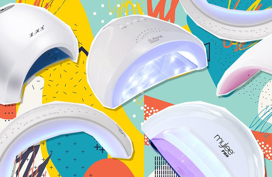 В чем разница между использованием UV и LED лампы