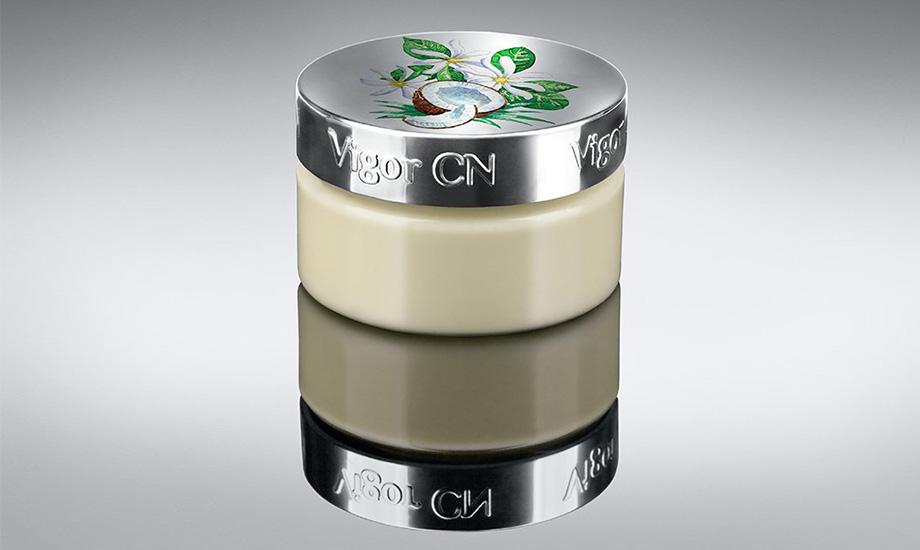 кокосовое масло для лица и тела, Vigor Cosmetique Naturelle