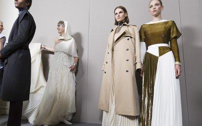 Неделя высокой моды в Париже: показ Givenchy