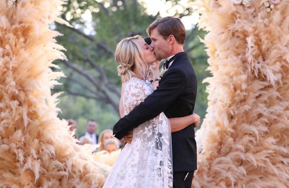 свадьба Кейли Куоко