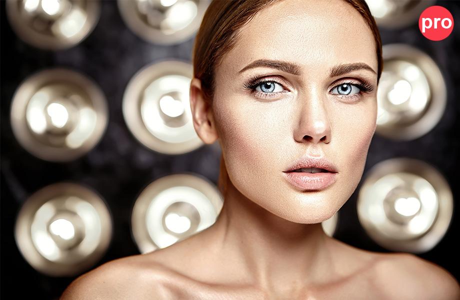 Гид по макияжу для фото- и видеосъемок