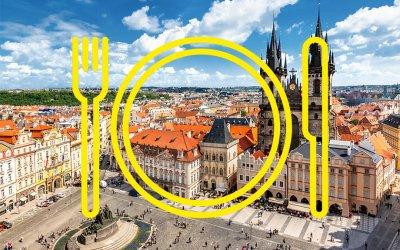 Где в Праге искать плоды кулинарной революции