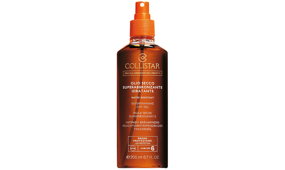 Supertanning Moisturizing Dry Oil, Collistar