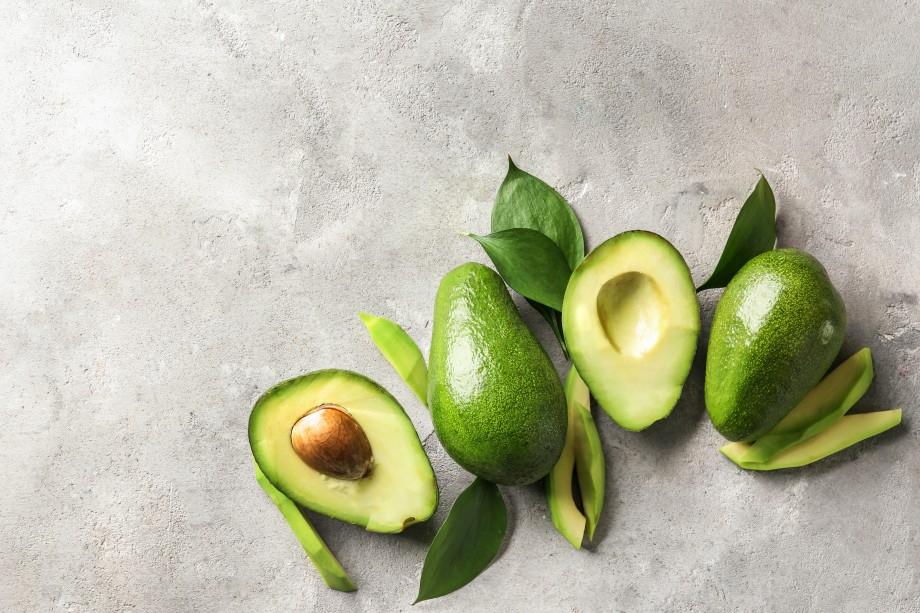 Легкий для желудка продукт: авокадо