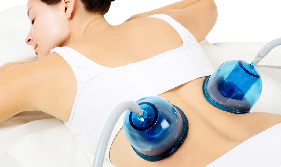 Что такое вакуумный массаж