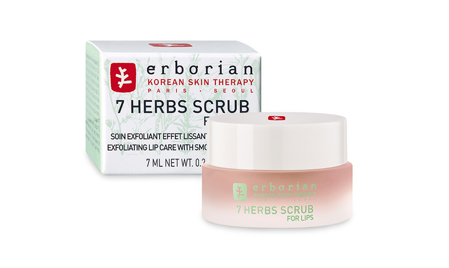 Erborian, 7 Herbs Scrub for Lip