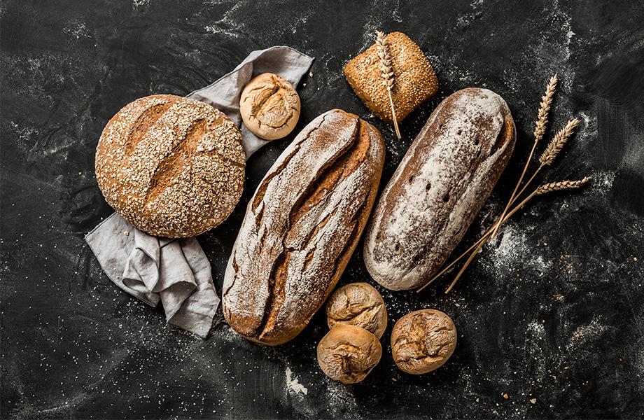 Цельнозерновой хлеб и его польза