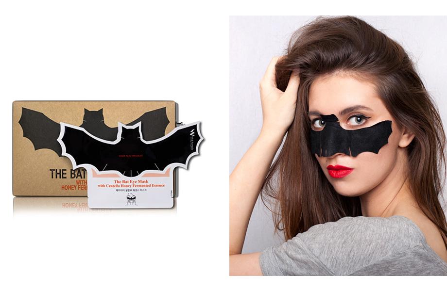 Wish Formula, The Bat Eye Mask with Centella Honey Fermented Essence