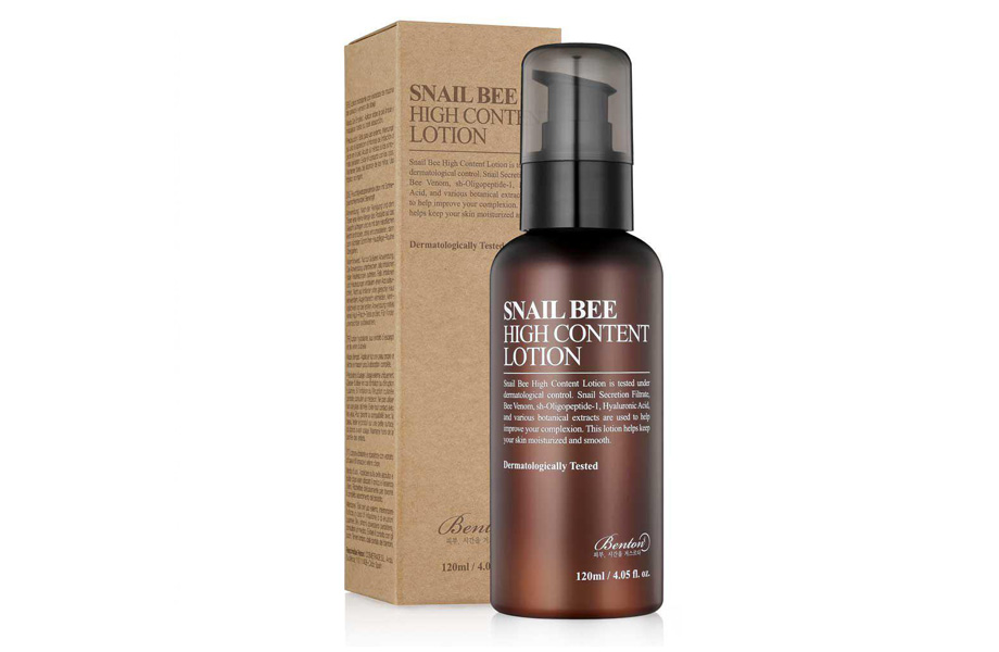 Benton, Snail Bee High Content Lotion